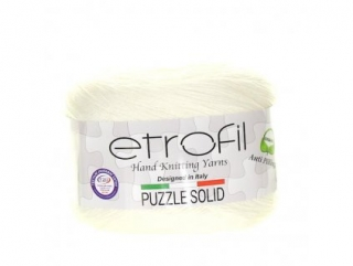 Etrofil Puzzle Solid PS002 Smetanová