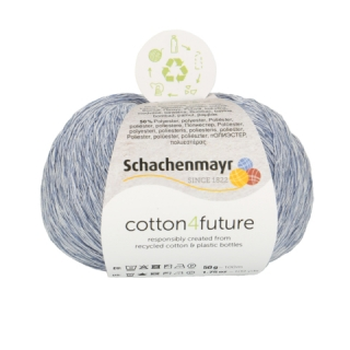Schachenmayr Cotton 4 future 52 Denim