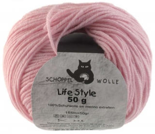 Schoppel wolle Life Style Rosé
