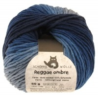 Schoppel Wolle Reggae ombré 1535 Stone-Washed