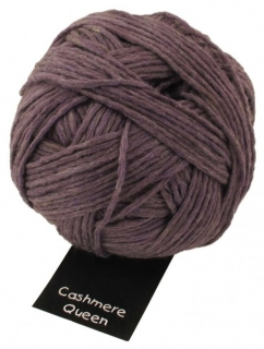 Schoppel wolle Cashmere Queen 2965 Pflaume